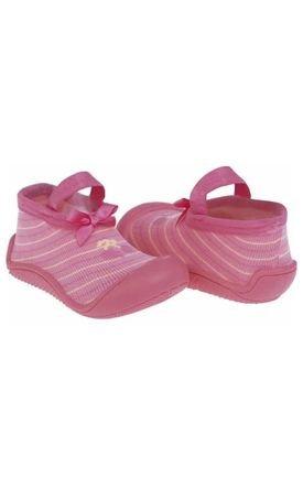 meia solado pimpolho cano baixo rosa cereja beb menina d nq np 931083 mlb41605253717 052020 f