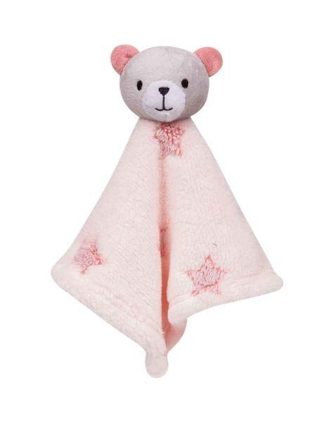 11861 naninha ursinho estrelinha rosa