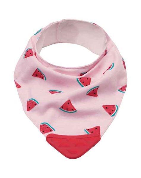 12042 bandana baby com mordedor frutti