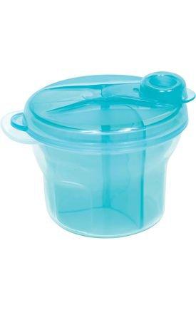 7762 pote para leite em po azul
